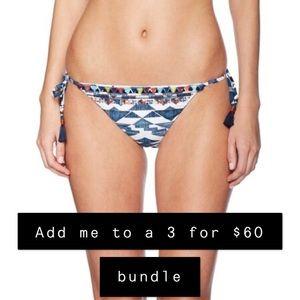 Lucky Brand - Going South Bikini Bottoms